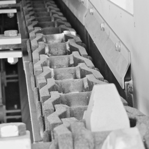 Extend Service Life of Welded Chain