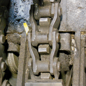 Install Metal Chains