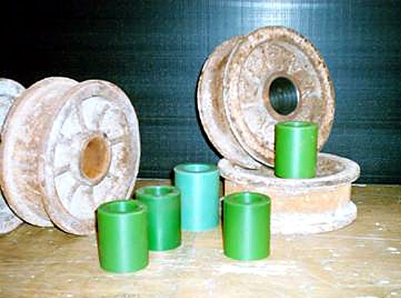 Klin-Cart-Bushings